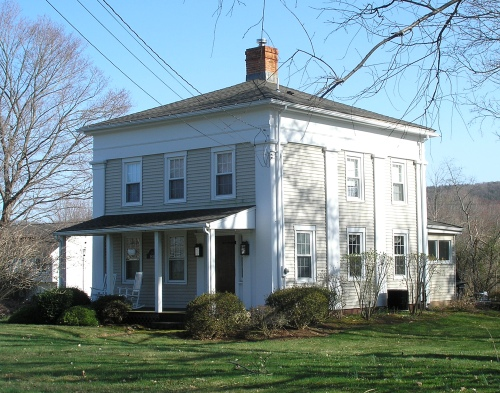 Captain Samuel Woodruff House (1840)