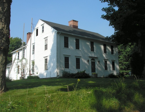 Ichabod Bradley House (1813)