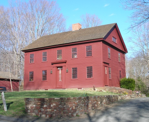 Luman Andrews House (1745)