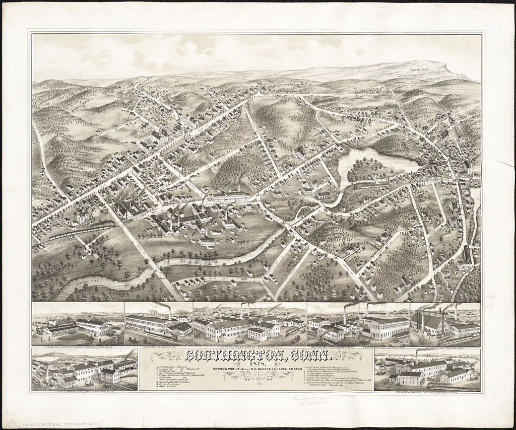 southington_conn MAP