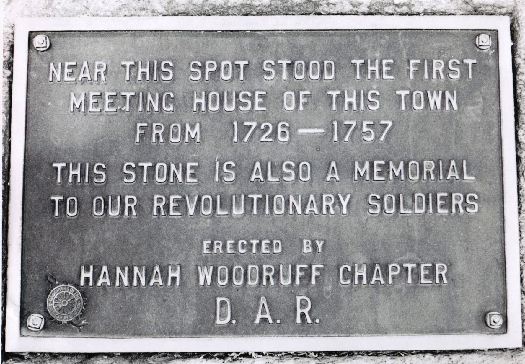 oak hill plaque 001